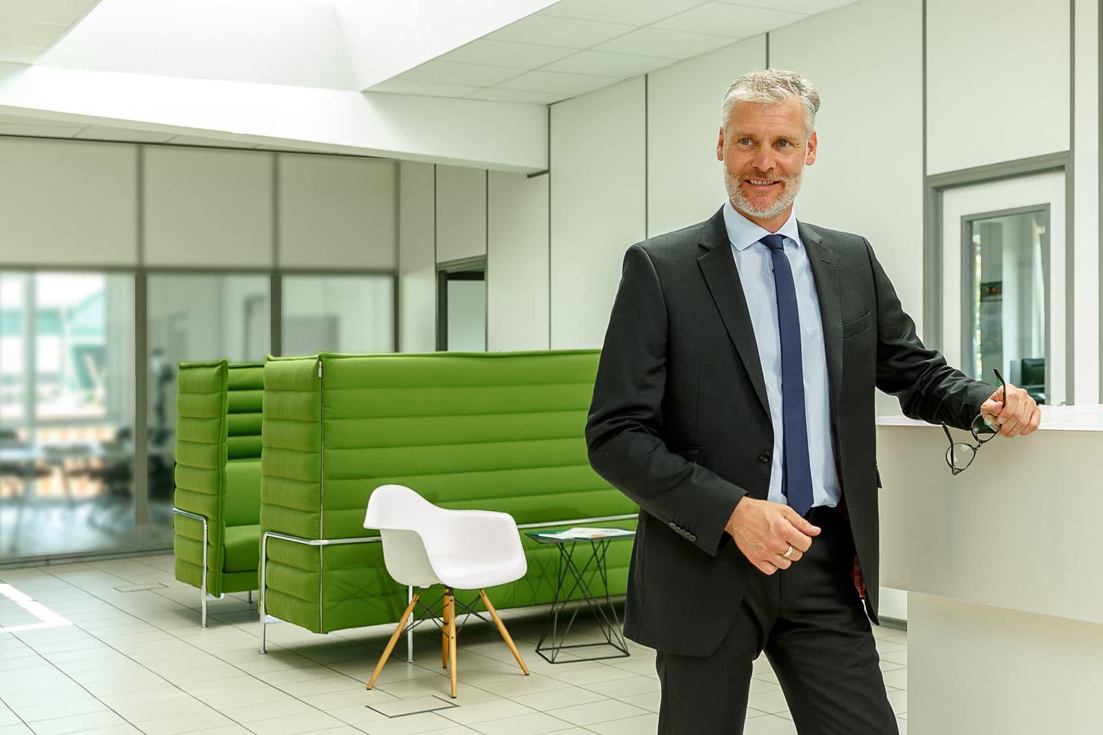 Arndt Fuhrmann, Geschäftsführer